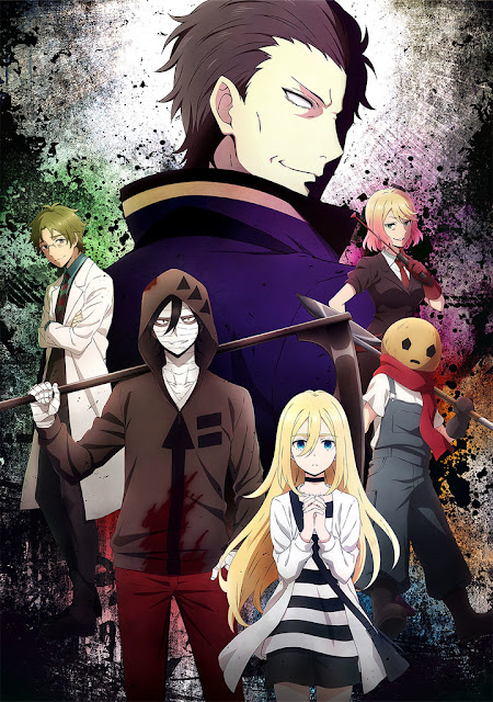 Shatsuriku no Tenshi Episode (1-16) Subtitle Indonesia