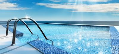 Des modèles de piscine de luxe