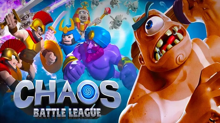 Game - Chaos Battle League v1.2.2 Apk mod ilimitado
