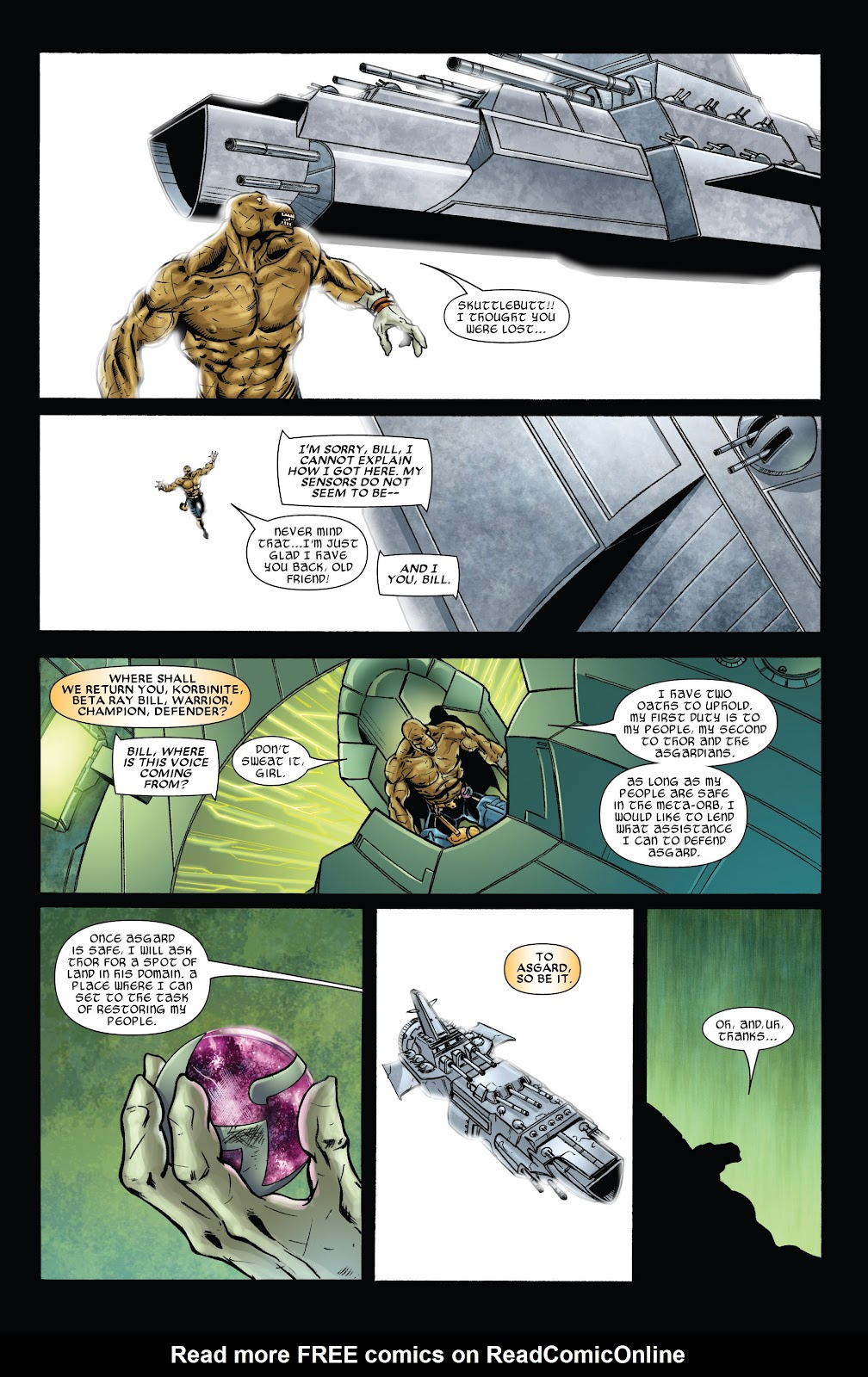 Read online Thor: Ragnaroks comic -  Issue # TPB (Part 4) - 55