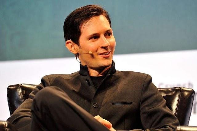 Alicho kisema Pavel Durov mmiliki wa Telegram kuhusiana na sakata la WhatsApp kudukuliwa .