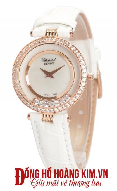 đồng hồ đeo tay nữ dây da đẹp