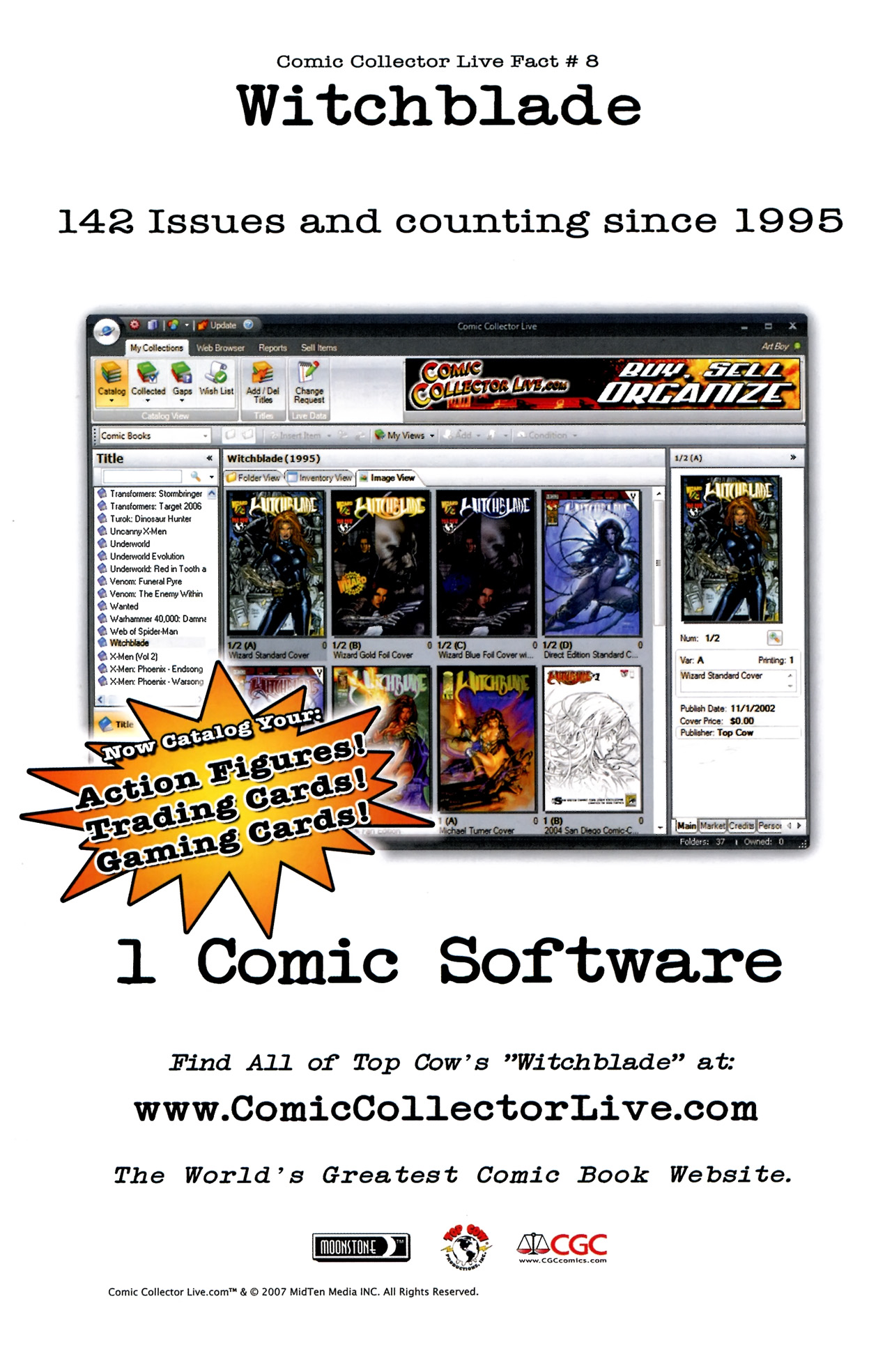 Read online Artifacts comic -  Issue #6 - 12