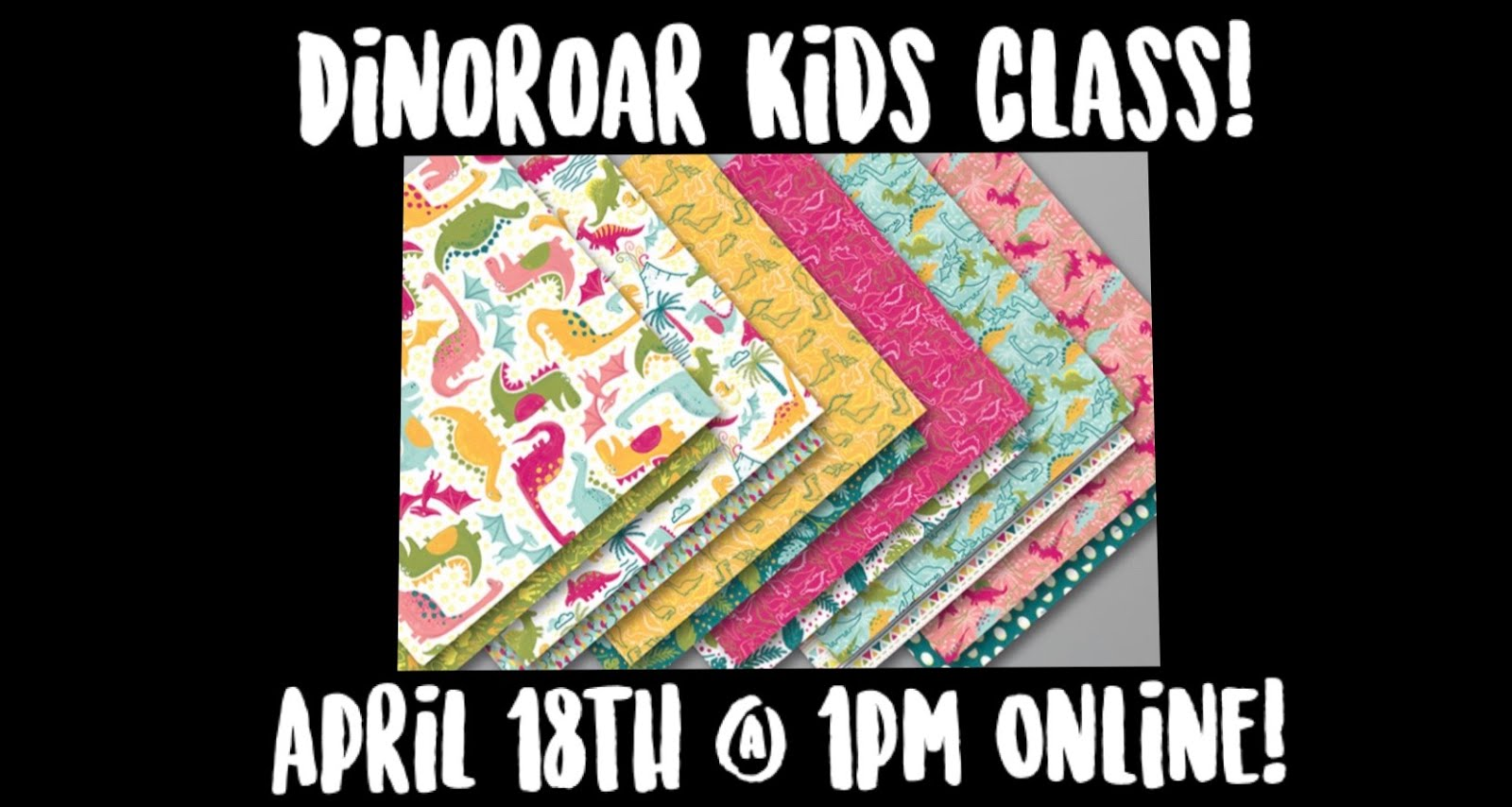 APRIL KIDS CLASS TO-GO