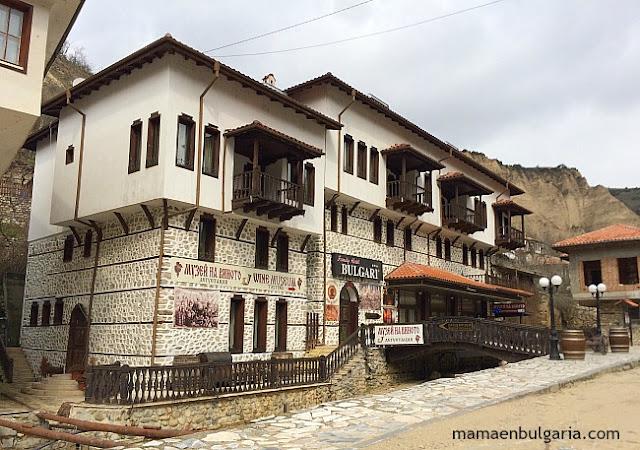 Museo del Vino de Melnik, Bulgaria
