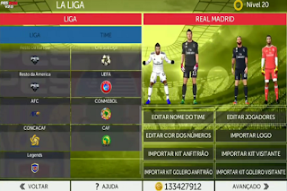 Download FTS 19 Mod Pes 2019 v2.0 Apk Data Obb