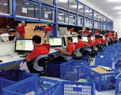 Lowogan Kerja PT Jalur Nugraha Ekakurir ( JNE ) Menerima Karyawan Baru Penempatan nya Di Jakarta Yang Berminat Silakan Daftar Dibawah ini