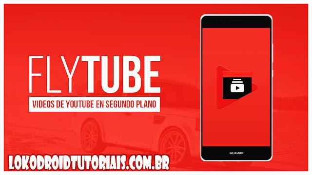 Youtube em segundo plano Método simples
