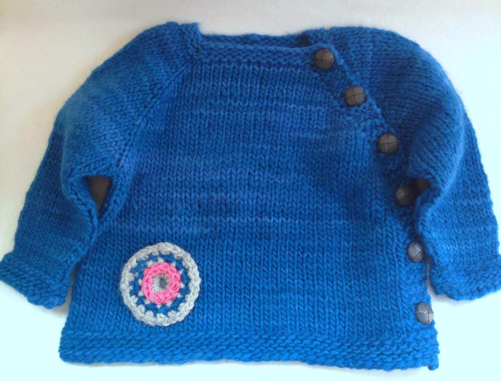 0126ef435 Gorrito y jersey de bebe ~ Juntitoscrafts punto y manualidades