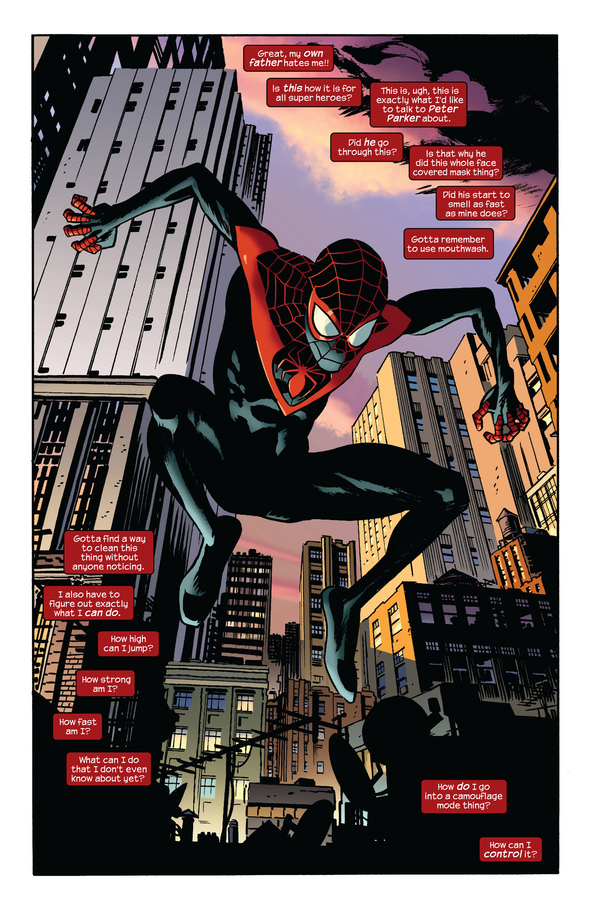 Read online Ultimate Comics Spider-Man (2011) comic -  Issue #7 - 6