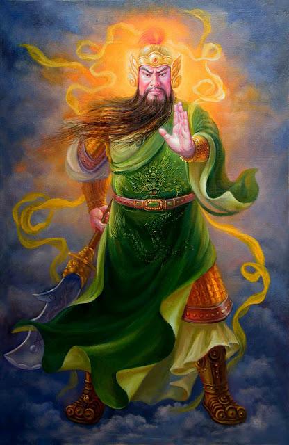 พระสังฆารามโพธิสัตว์ (Sangharama Bodhisattva : 伽藍菩薩)