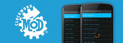Samsung Galaxy S4 i9500 CWM ClockworkMod Recovery