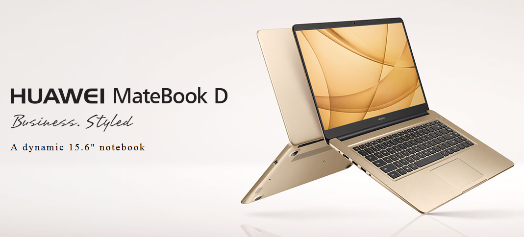Huawei MateBook D Laptop Terbaru 2017