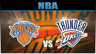 New York Knicks vs Oklahoma City Thunder