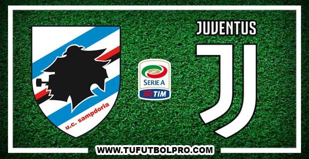 Ver Sampdoria vs Juventus EN VIVO Gratis Por Internet