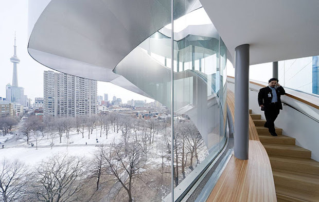 Frank Gehry Ontario Art Gallery