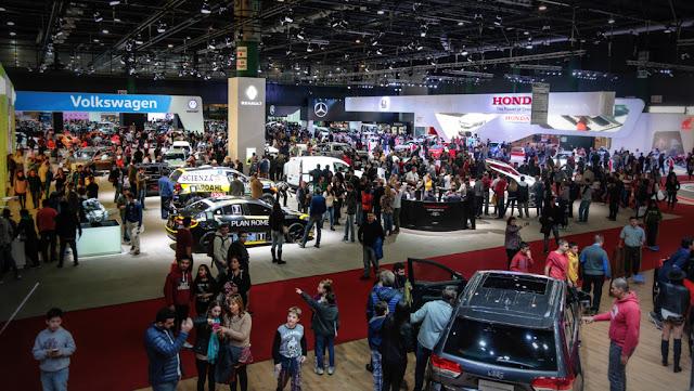 Finalizó el Salón Internacional del Automóvil de Buenos Aires
