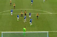 Everton vs Arsenal 0-2