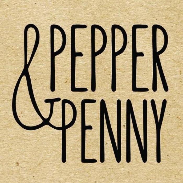 Pepper & Penny logo
