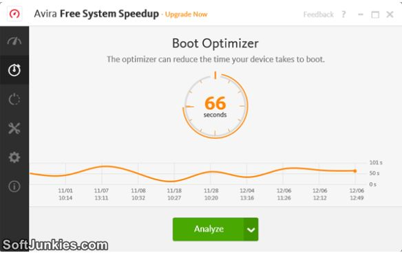 System SpeedUp Free, Avira Free System SpeedUp 4.1 Download Full Version
