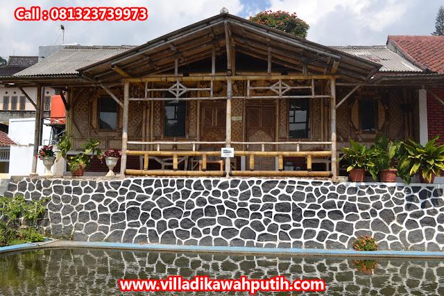 Villa di Kawah Putih SAFIR