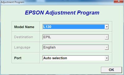 Download Reseter EPSON L130 L220 L310 L360 L365