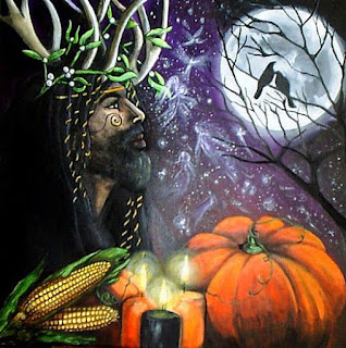 Samhain, Halloween, Wicca