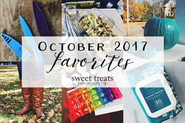 Oct 2017 Favorites