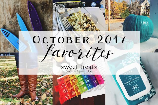 Oct 2017 Favorites