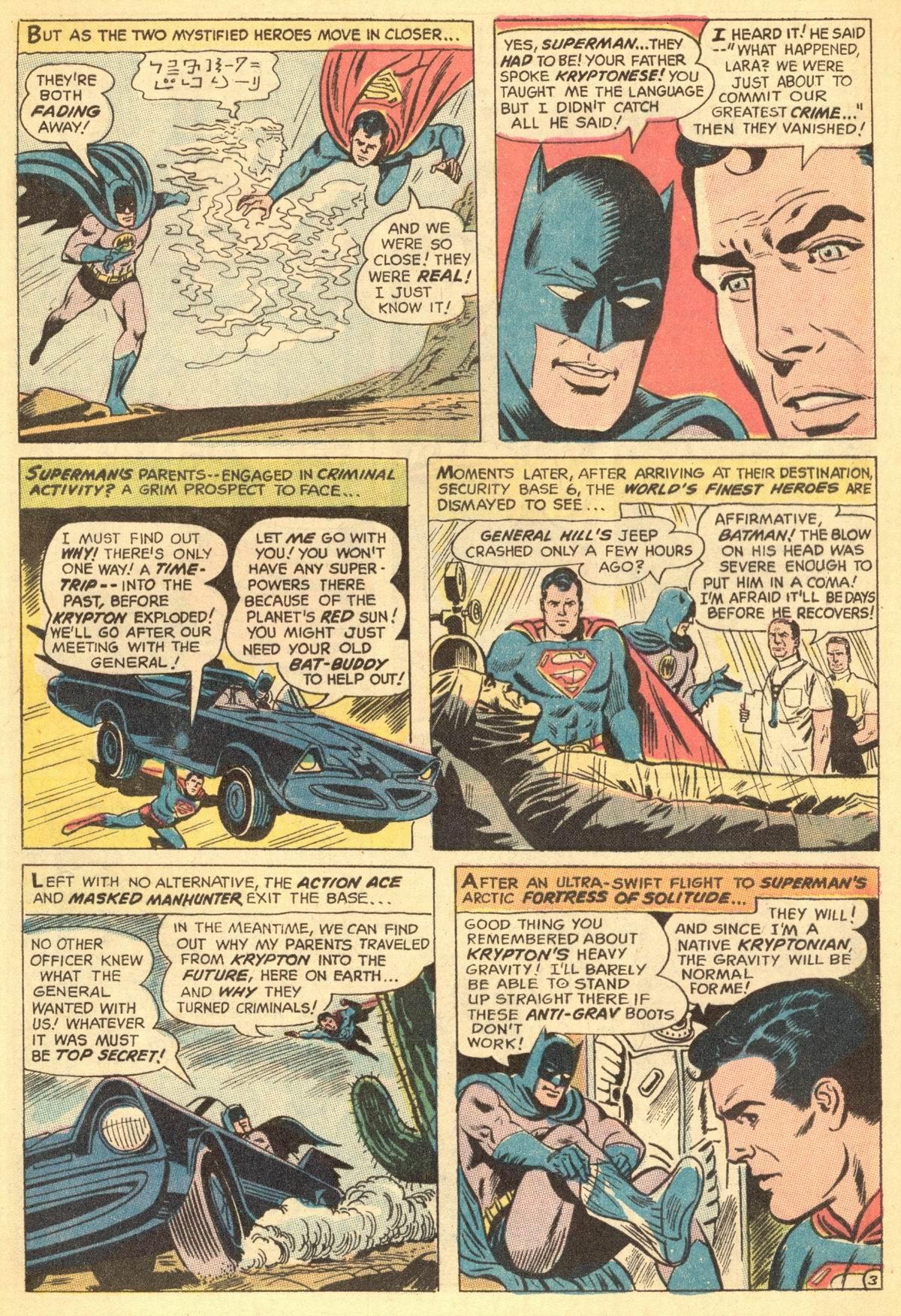 Read online World's Finest Comics comic -  Issue #191 - 5