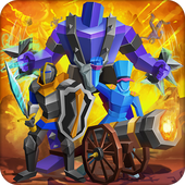 Epic Battle Simulator 2 Mod Apk v1.1.00 Unlimited Money Terbaru 2017
