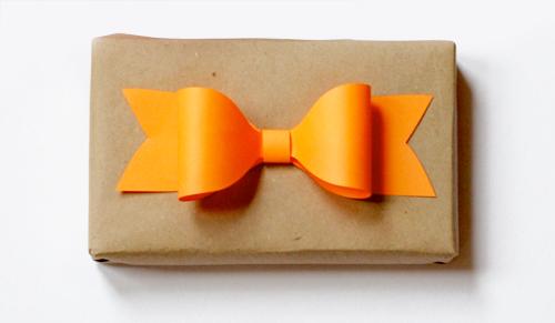 Origami Bow Folding Instructions | 291x500