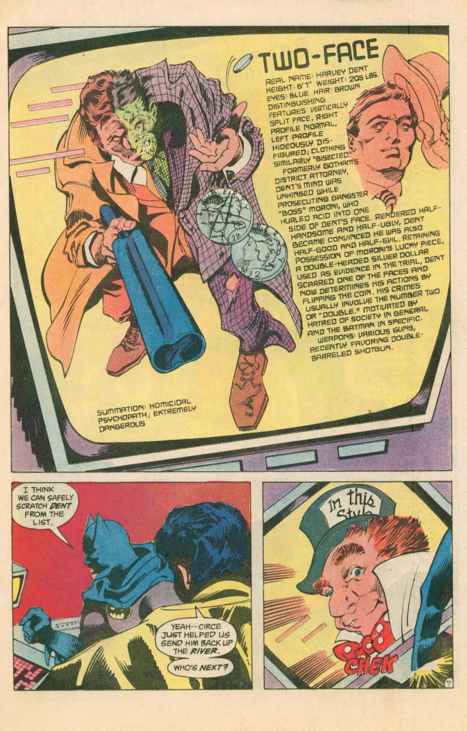 Detective Comics (1937) 566 Page 7