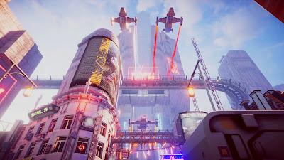 Gene Rain Wind Tower Game Screenshot 4