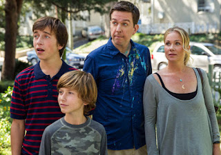 Vacation Ed Helms Christina Applegate Rusty Griswold