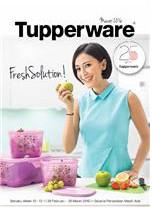 Tupperware Promo Maret 2016