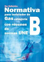 Normativa de gas para instalador de gas categoría B