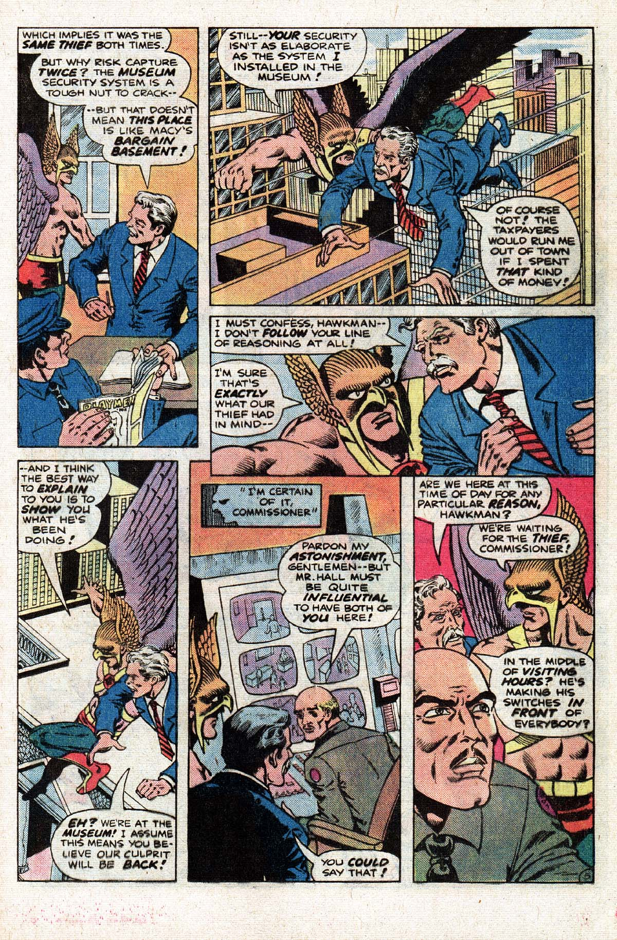 Read online World's Finest Comics comic -  Issue #275 - 37