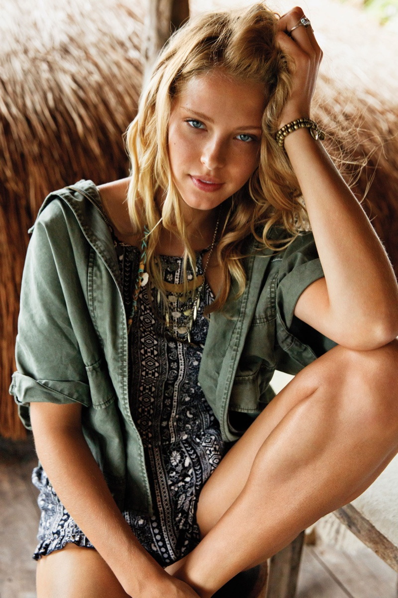 American Eagle Summer 2016 Lookbook
