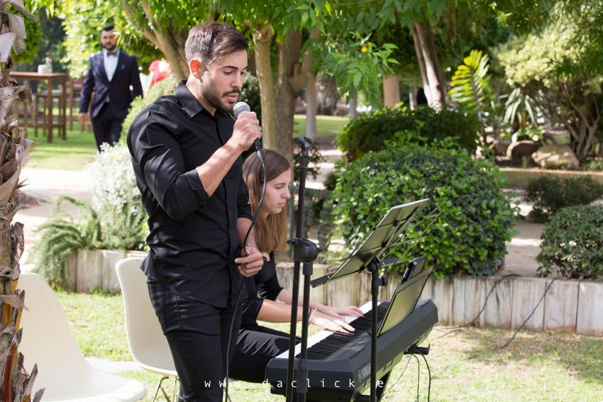 músicos de boda