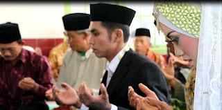 niat menikah ijab qobul islami