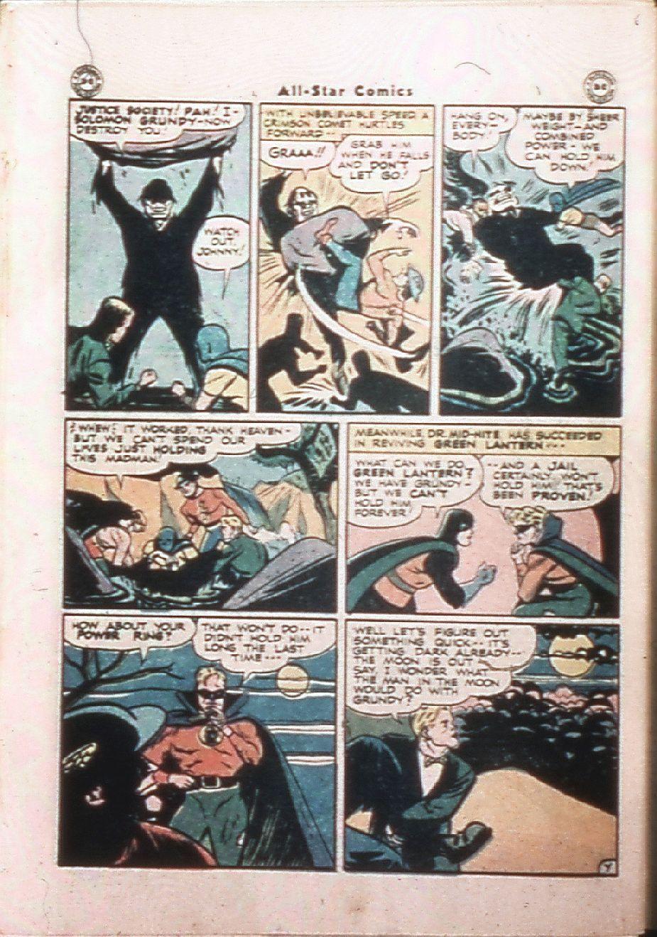 Read online All-Star Comics comic -  Issue #33 - 40