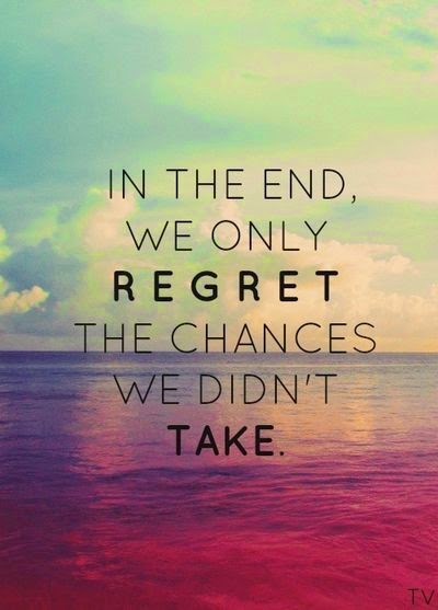 Motivational Quotes on regret