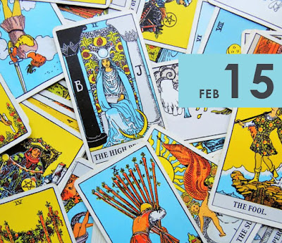 ANNOUNCEMENT: Learn Tarot with Me!
