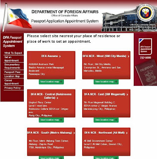 DFA Passport Appointment System: World-class Passport Processing
