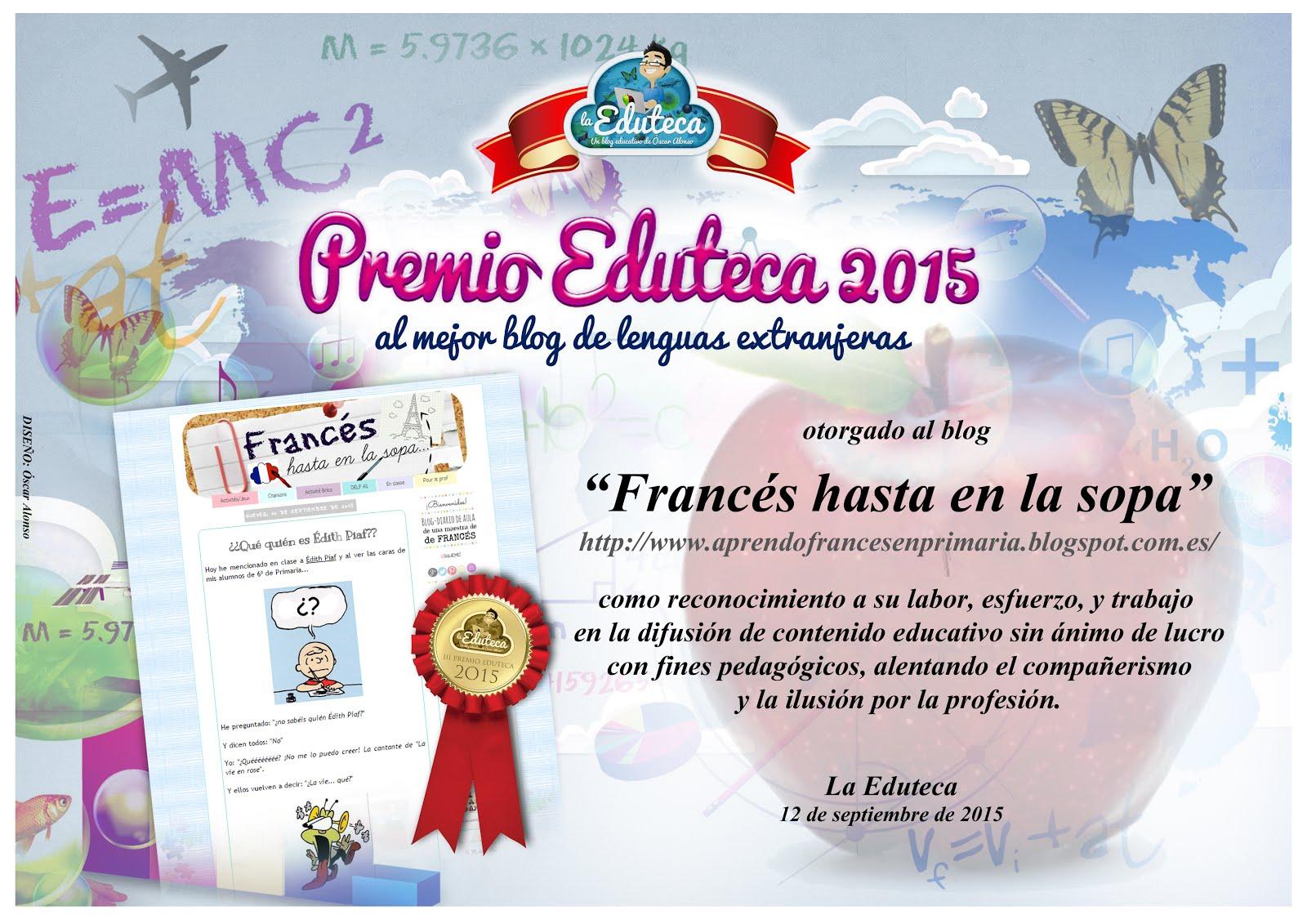 Mejor blog de lenguas extranjeras 2015
