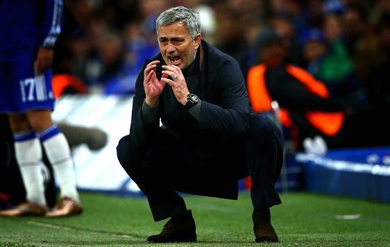 Jose Mourinho set to be finally sacked as Chelsea manager – report