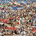 Martin Parr à la plage - Photographies inédites - Le Bon Marché - Paris - du 02/07 au 19/08/2015 - Compte-rendu de visite