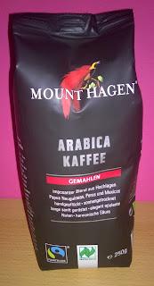 Mount Hagen Arabica Kaffee