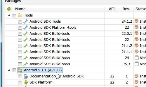 Android 5.1.1 リリース間近か?
